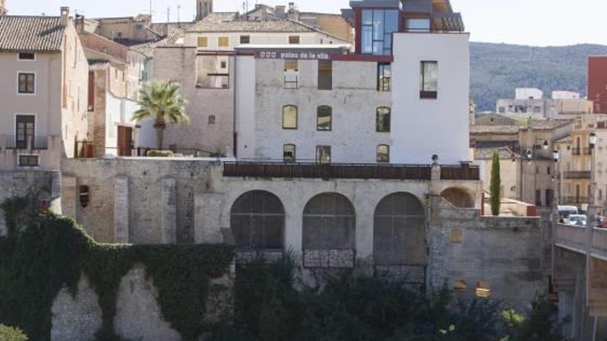 El consistorio apremia al Consell por los permisos de las obras de la Vila