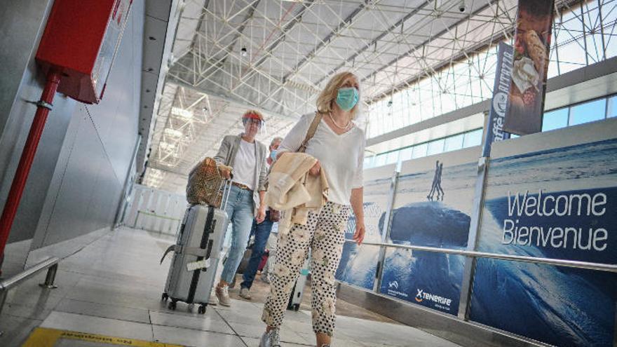 TUI retoma el sábado sus operaciones con Canarias con siete vuelos semanales