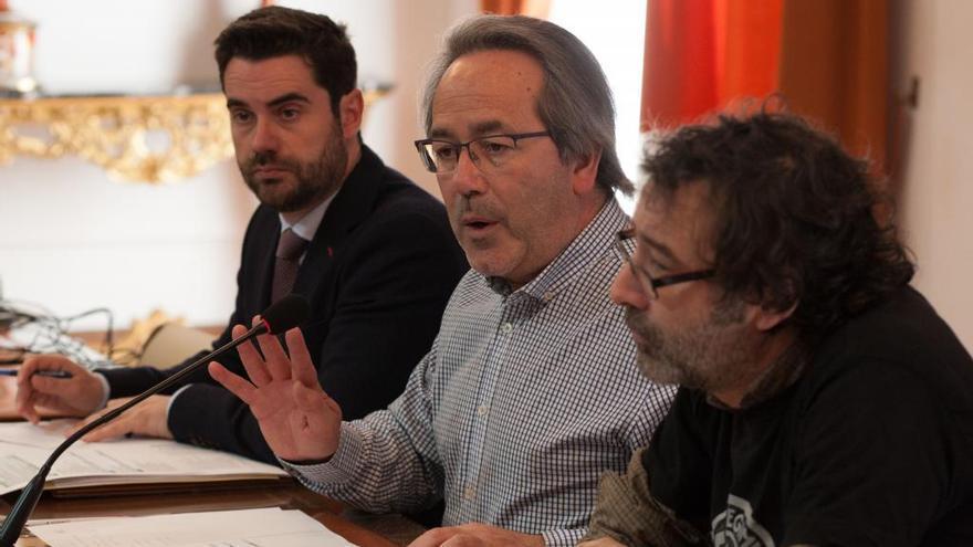 Guarido y Fagúndez discrepan sobre el recurso a la sentencia del Castillo