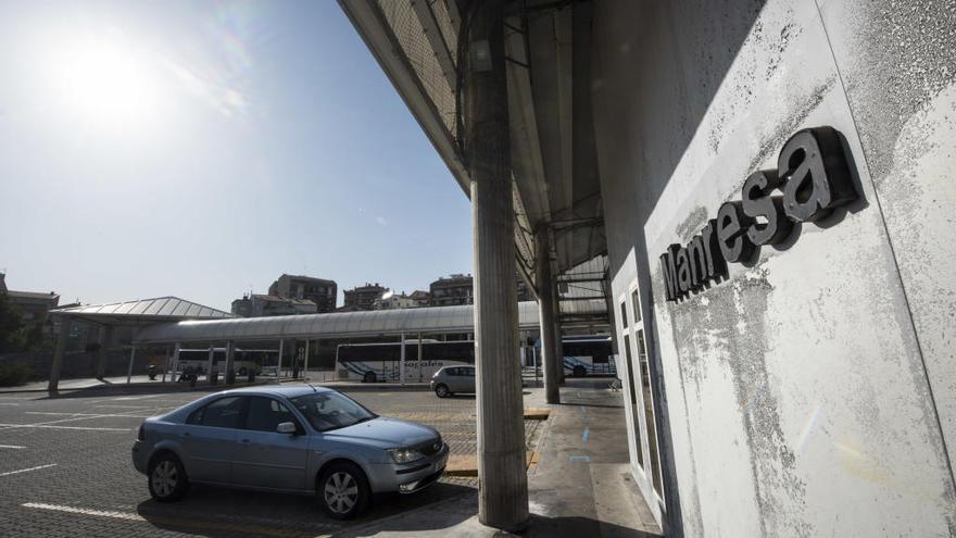 Els usuaris dels FGC podran aparcar a Manresa Alta per 2,5 euros al dia