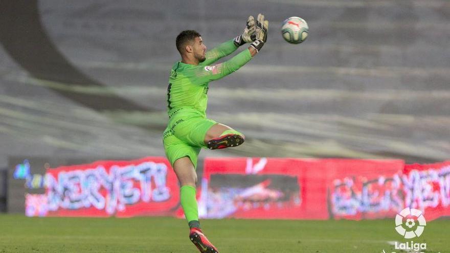 Munir, 386 minutos sin recibir un gol