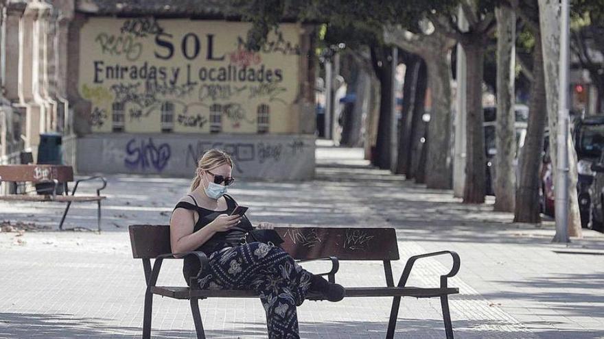 Infektionsraten auf Mallorca, nach Vierteln und Gemeinden