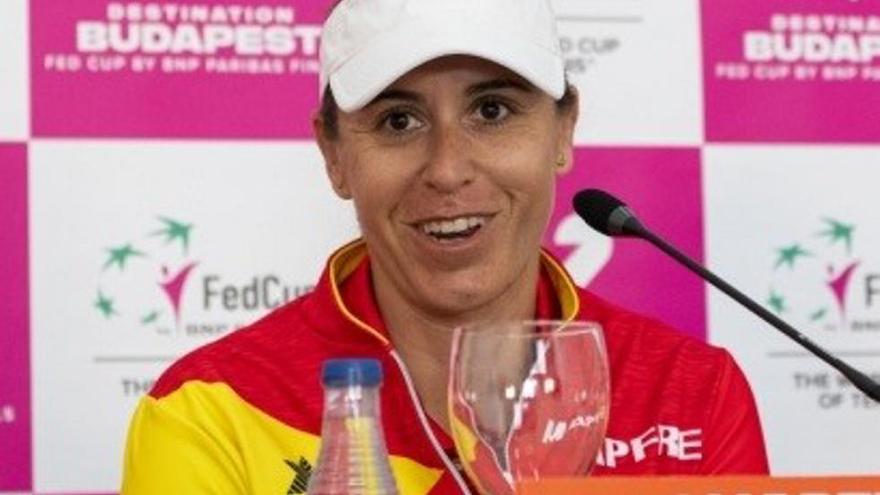 """Anabel Medina: """"Estamos preparadas para ganar a Japón"""""""