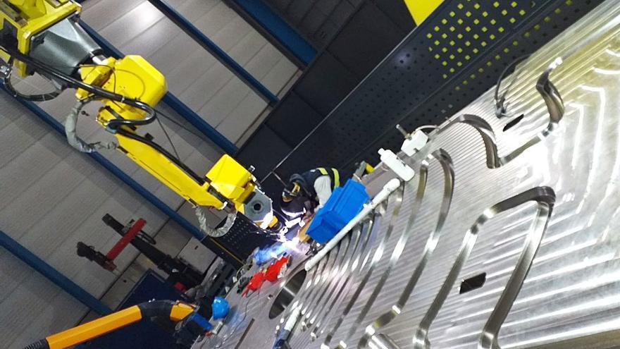Asturfeito participa en la fabricación del mayor acelerador de partículas del mundo