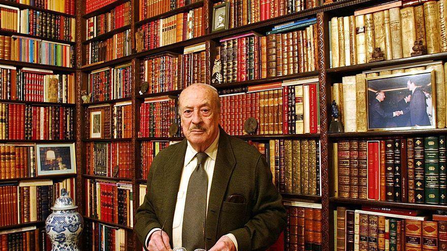 El destino de los libros y archivos