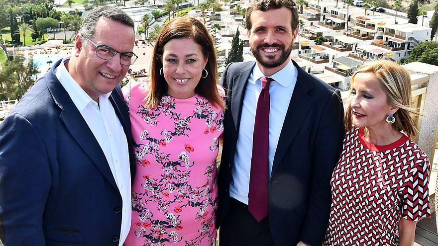 La ausencia de líderes en el PP canario abre dudas en Génova sobre la renovación