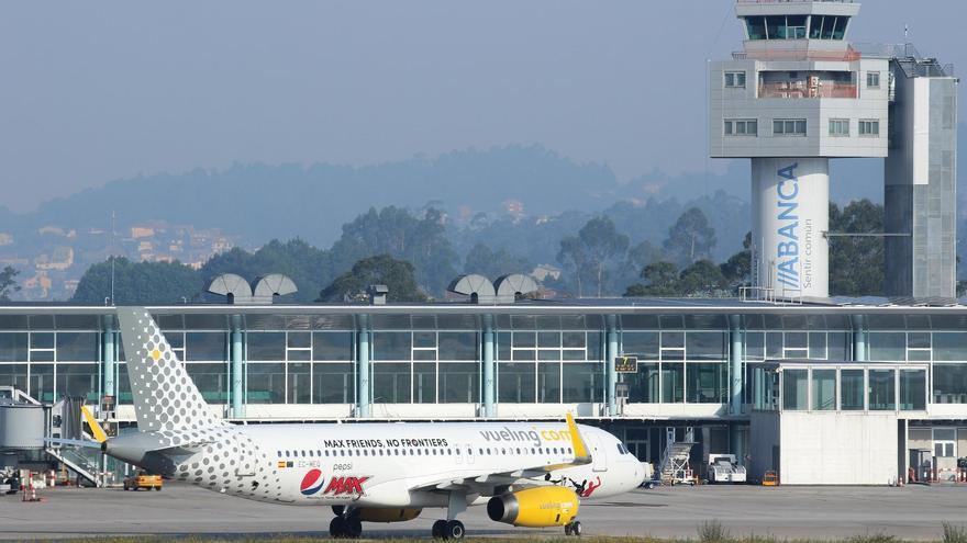 El aeropuerto de Vigo se desliga de Barcelona hasta marzo: fin a los vuelos directos