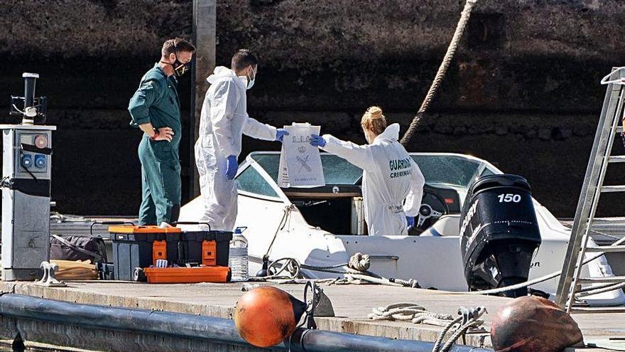 Troben restes de sang en el vaixell del desaparegut amb les seves dues filles