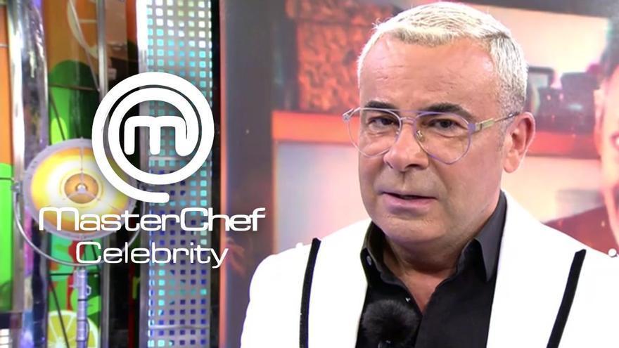 """Jorge Javier carga contra la productora de 'Masterchef': """"Hipócritas, no son programas blancos"""""""