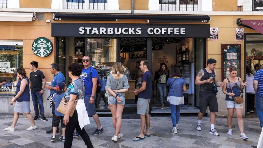 PalmaActiva selecciona personal para cubrir 10 vacantes en Starbucks
