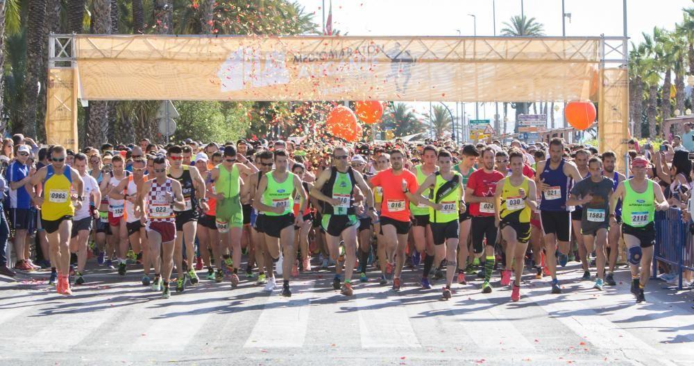 Medio Maratón De Alicante Información