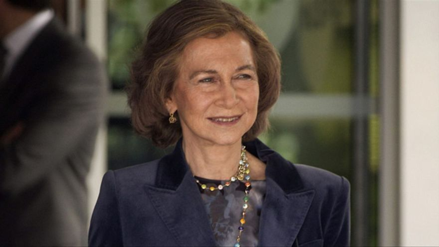 La Reina Sofía ya ha recibido la vacuna del covid