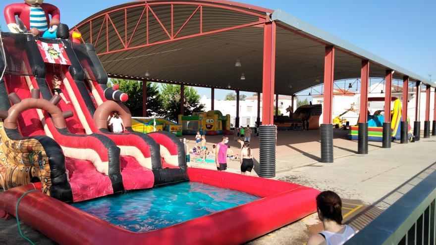 Semana de Multiactividades en el colegio Alfredo Gil de Peñarroya