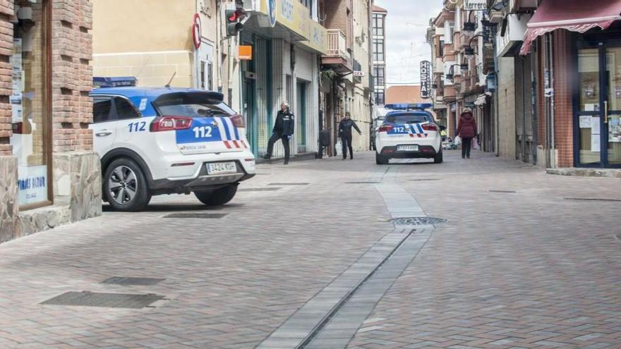La Policía identifica a 207 personas y tramita siete denuncias en Benavente