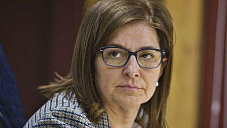 Mercedes Pastor, nueva presidenta del PP local