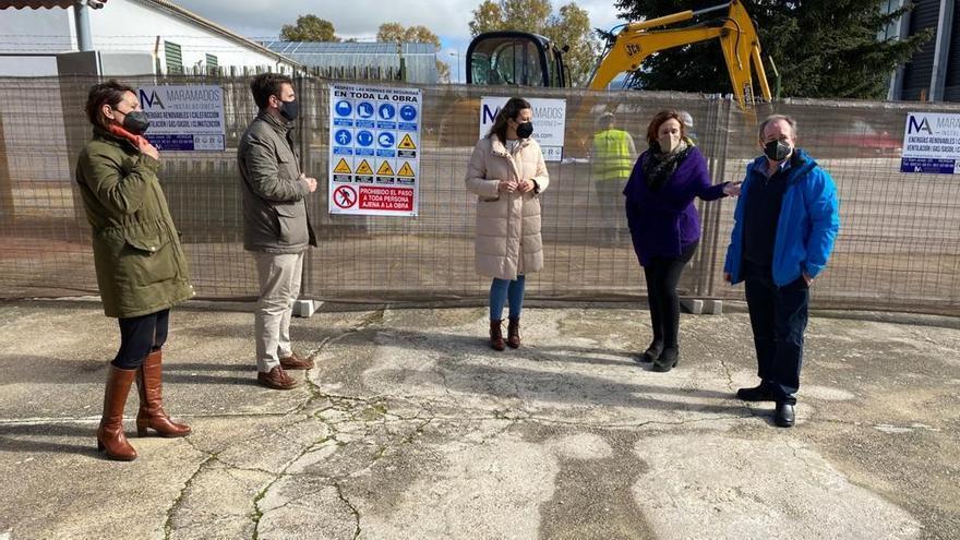Ronda inicia las obras previas a la construcción de la nueva estación de autobuses