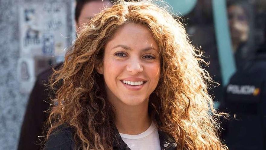 """Shakira niega ante el juez que plagiara """"La bicicleta"""""""