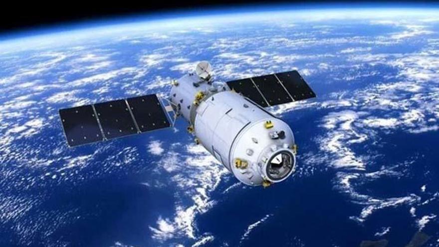 Tiangong 1 podría impactar en España del 30 de marzo al 2 de abril