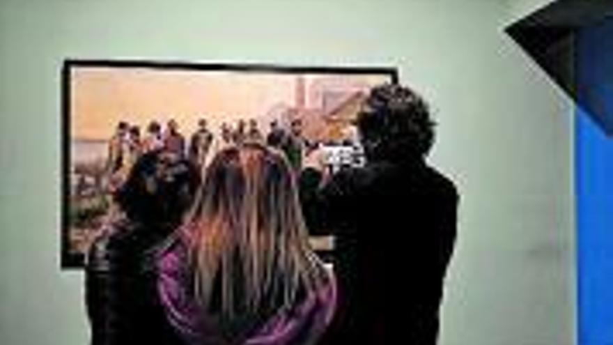 El Museo Ruso  se apunta a la realidad aumentada con una aplicación