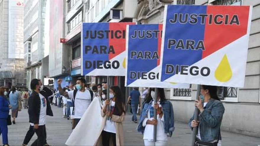 La Valedora pide al Defensor del Pueblo que interceda para investigar la muerte de Bello
