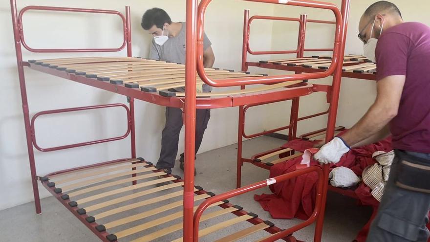 Almassora ofrece el albergue de Santa Quitèria como asilo para refugiados afganos