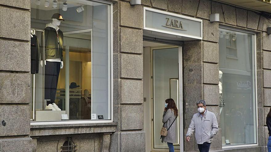 """Inditex comunica a los sindicatos que """"no piensa en cerrar"""" Zara en Zamora"""