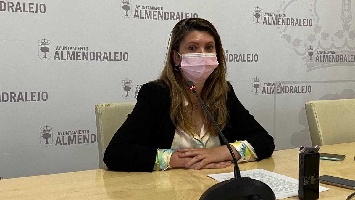 Isabel Ballesteros, concejala de Bienestar Social
