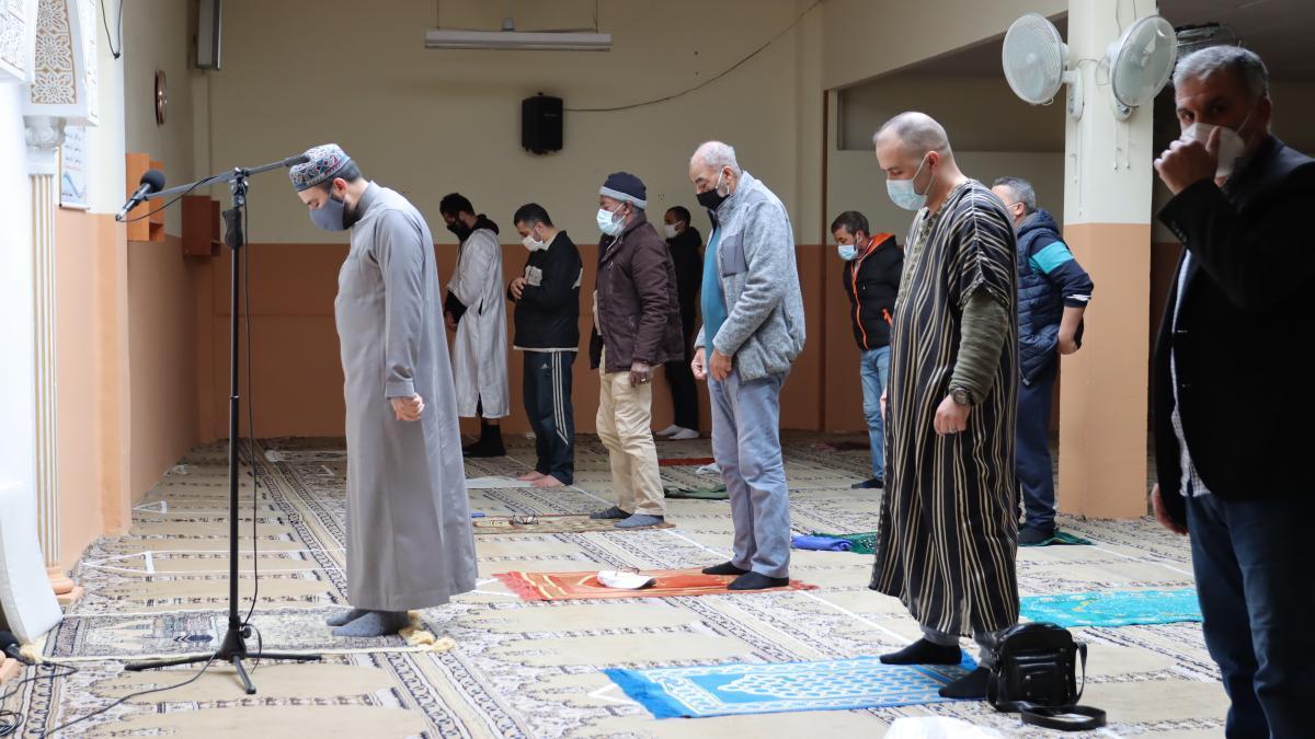 Los musulmanes iniciaron este martes su mes sagrado. En la foto, la mezquita de Castelló