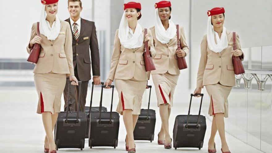 Emirates busca tripulantes de cabina en Palma el 13 de agosto
