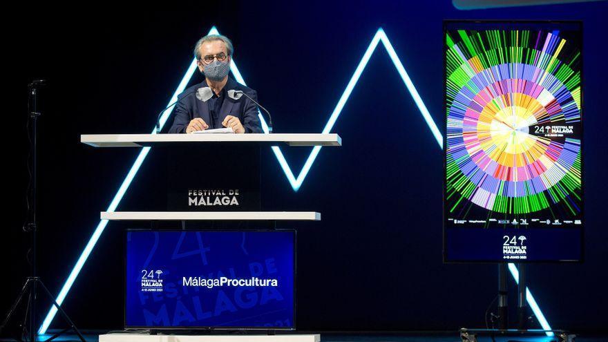 """Un día más de Festival de Málaga por el """"gran interés"""" del sector"""