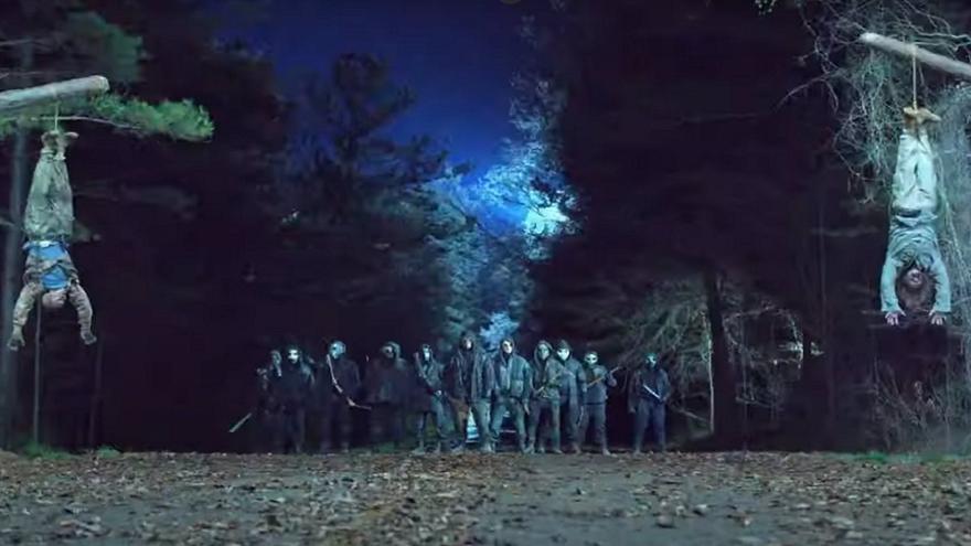 El nuevo y tétrico 'teaser' de la temporada 11 de 'The Walking Dead' muestra el regreso de los Segadores