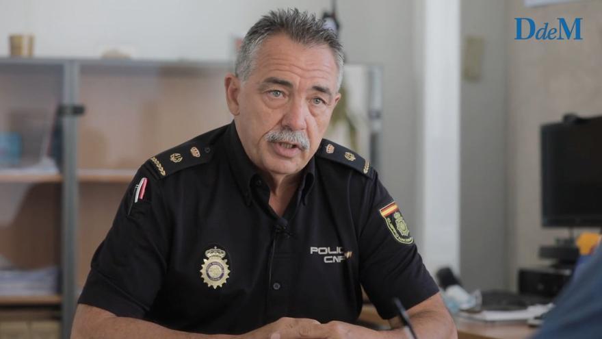 «El Aeropuerto de Palma es la frontera de los que quieren entrar de forma ilegal en el Reino Unido»