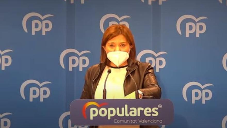 ÚLTIMA HORA | Isabel Bonig deja el acta de diputada en Les Corts
