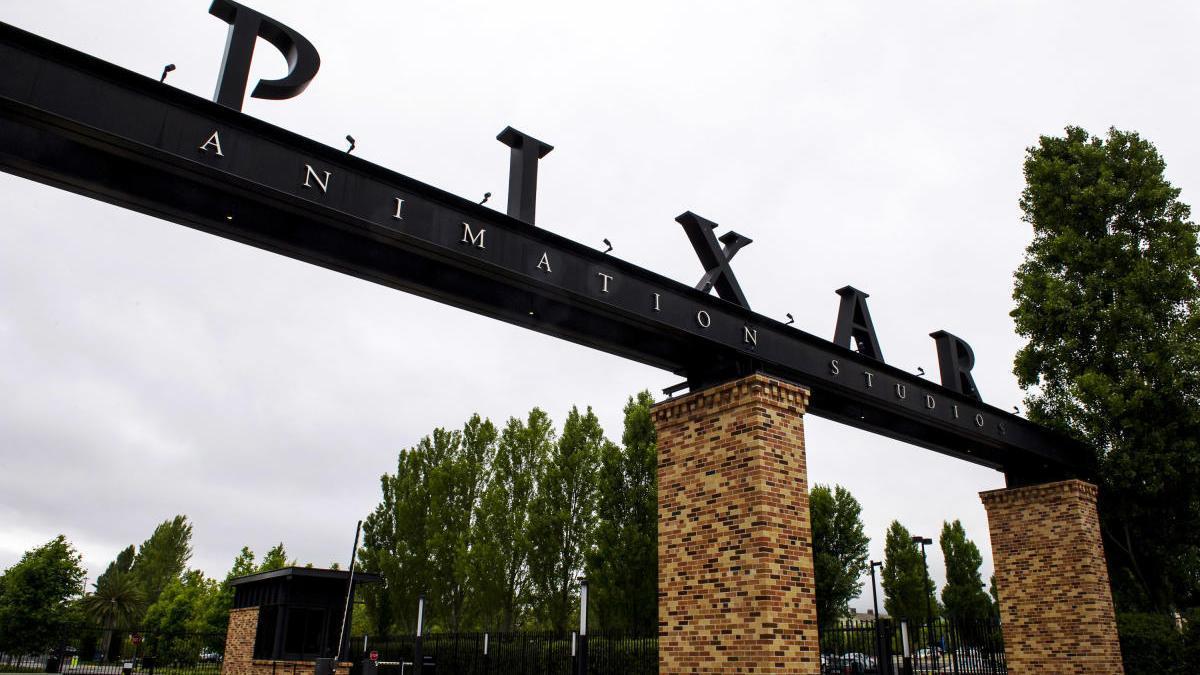 Sede central de Pixar, en California