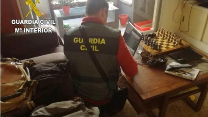 Detienen al autor de 4 incendios que utilizaba su ambulancia para eludir el control policial