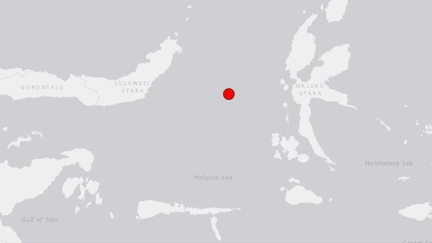 Alerta de tsunami en Indonesia tras un terremoto de 7,1