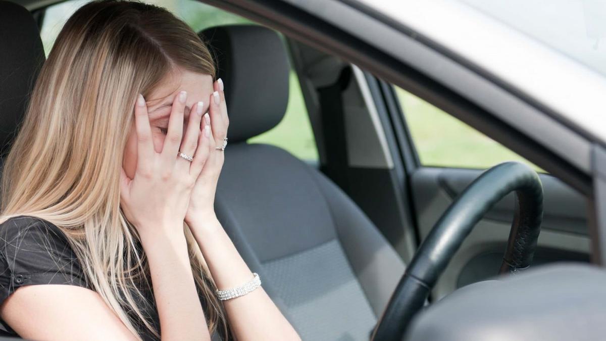 Miedo a conducir: más del 28% de los conductores tienen amaxofobia