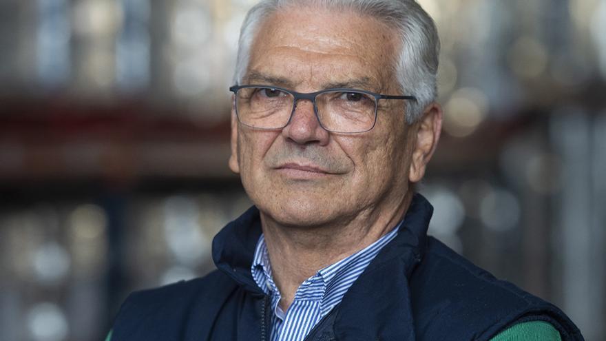 Iván Martínez, nuevo presidente del Banco de Alimentos de Vigo