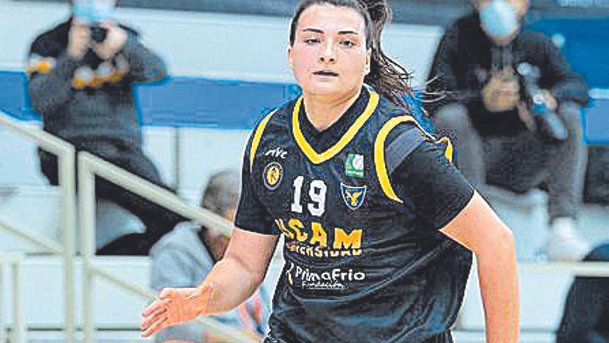 Alejandra Sánchez, del UCAM Jairis, en la lista de la sub-19