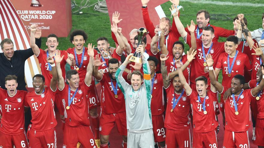 """La FIFA retrasa hasta """"principios de 2022"""" el próximo Mundial de Clubes y lo traslada a Emiratos Árabes"""
