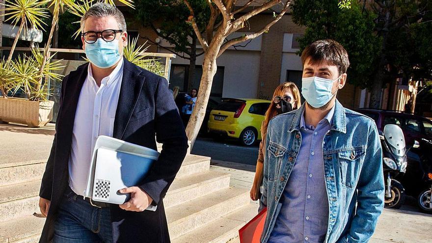 Villar mantiene al edil de Contratación imputado y con suspensión cautelar de militancia en el PSOE