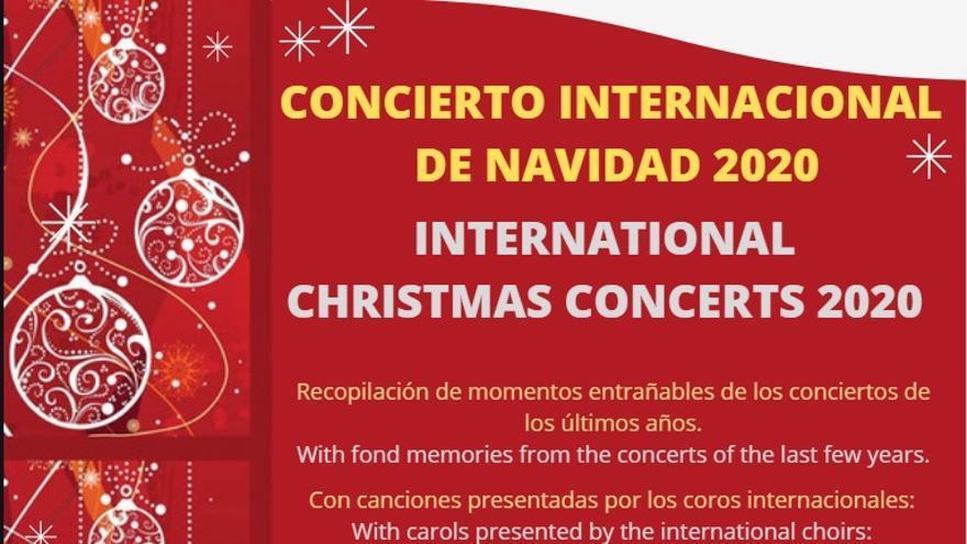 Concierto internacional de navidad 2020