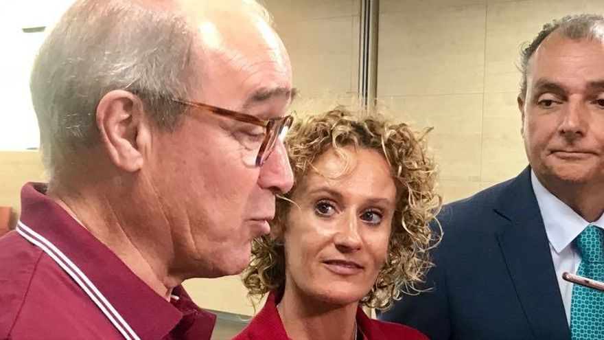 Rosana Perán dimite como presidenta del consejo empresarial de la CEV en Alicante