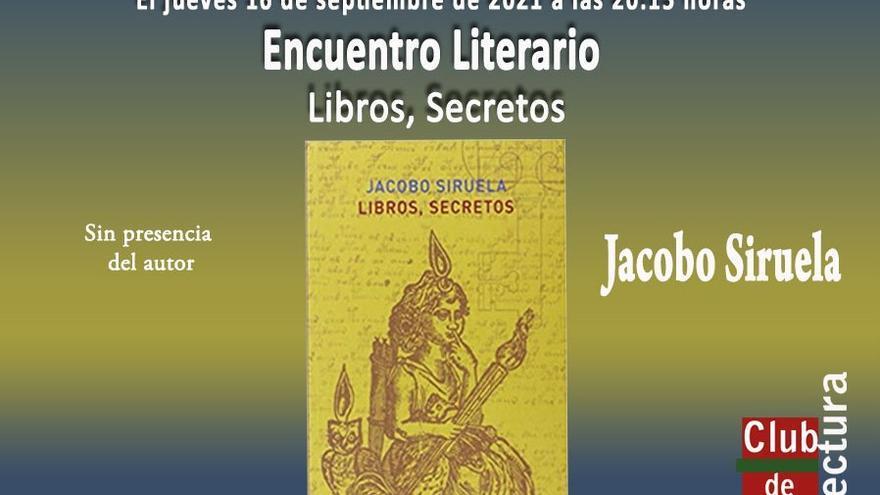 Libros, secretos