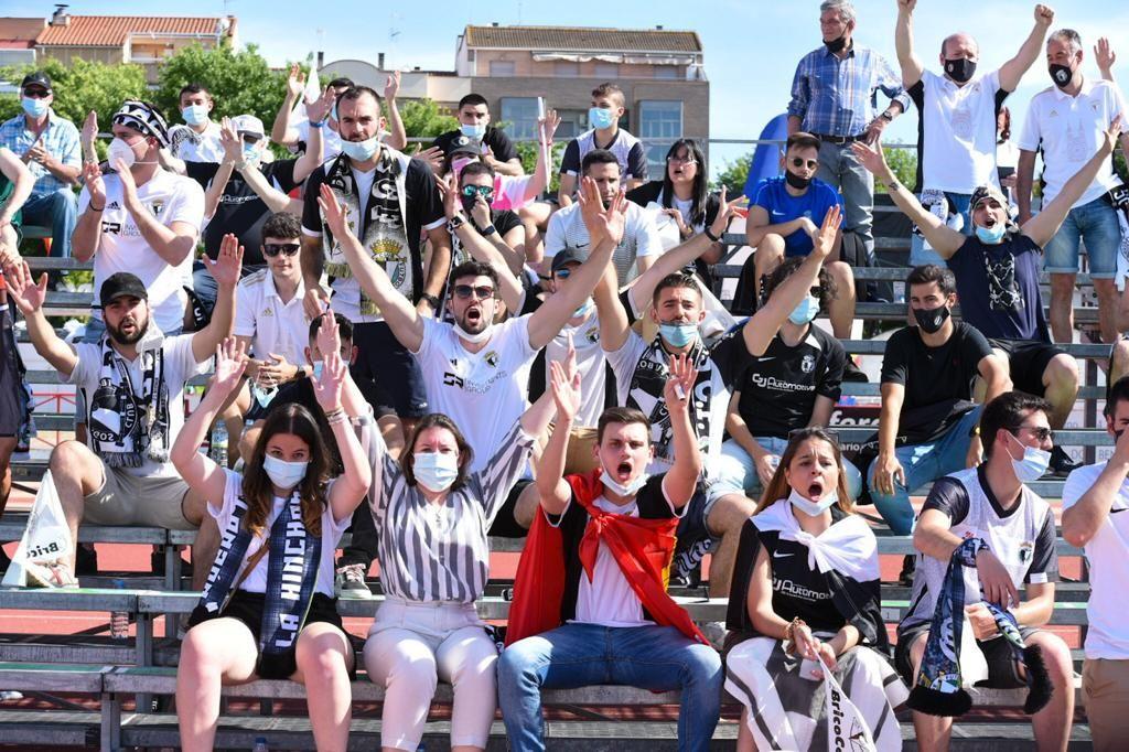 Aficiones disfrutando de Extremadura