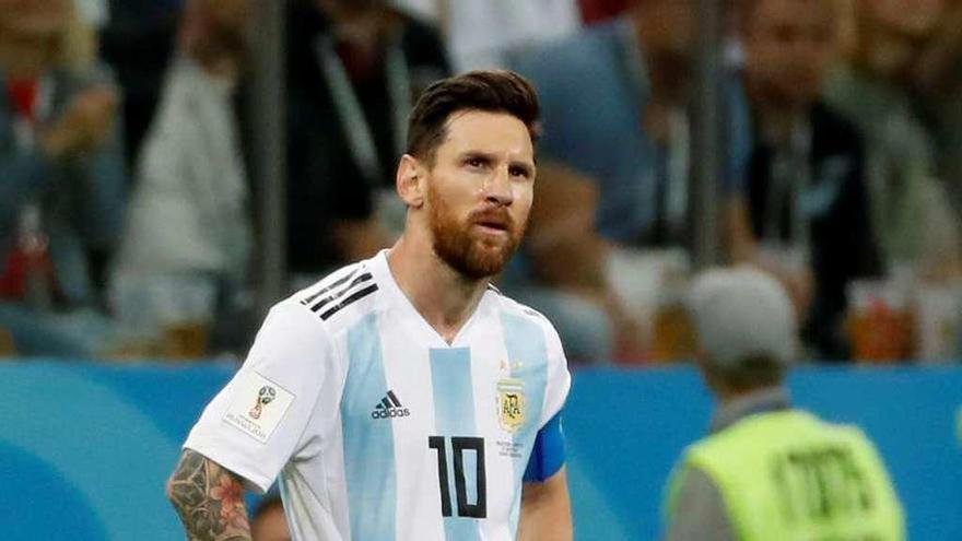 Croacia pone en la picota a Argentina