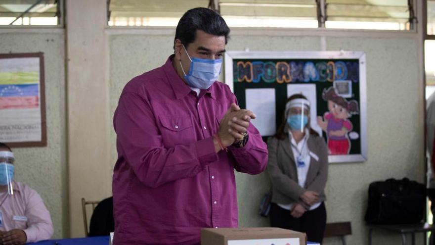 La UE no reconoce el resultado de las elecciones legislativas en Venezuela