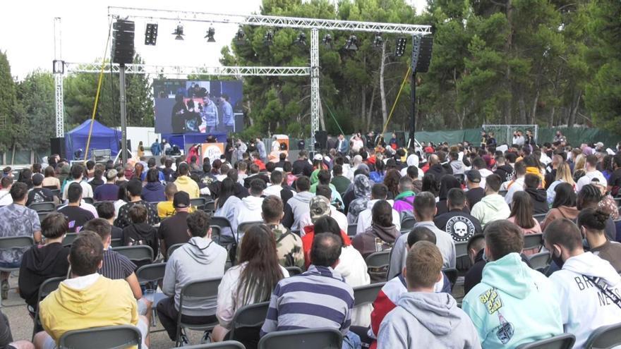 La Liga de Freestyle de Aragón celebra su primer 'casting' este viernes