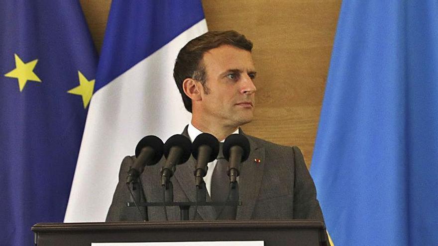 Macron reconeix la responsabilitat de França en el genocidi de Ruanda