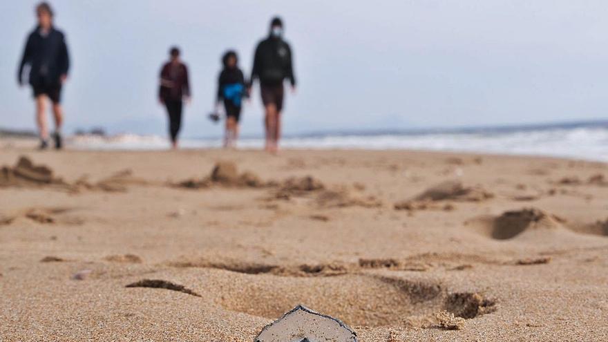 La Policía Local controlará los aforos en playas, espacios naturales y el centro